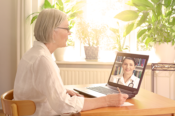 The Adoption Of Virtual Care In Senior Living